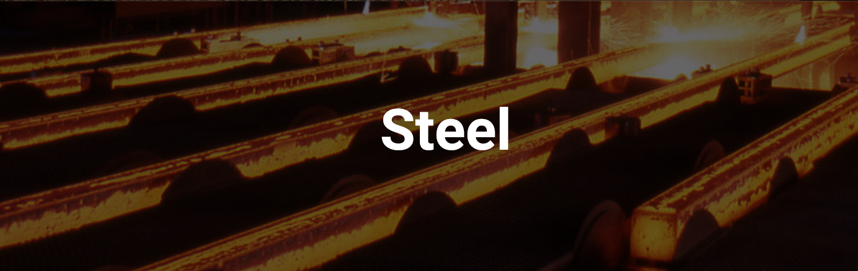 Steel main